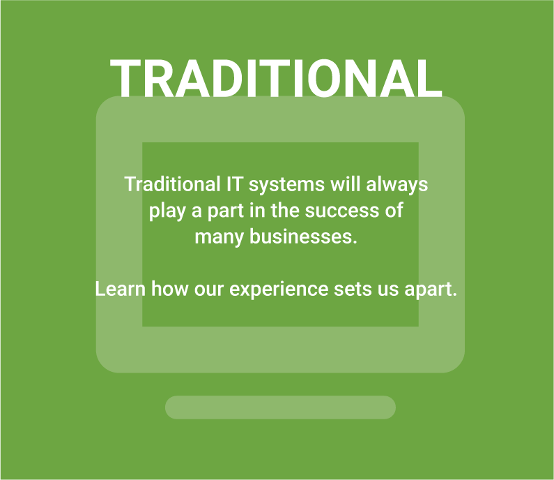 Traditional IT Services